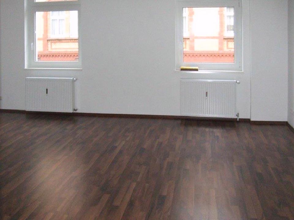 Wohnzimmerrenovierung