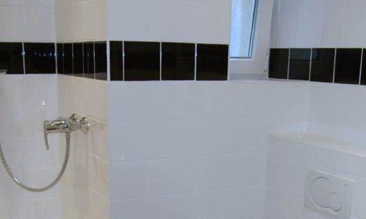 Komplettsanierung Bad